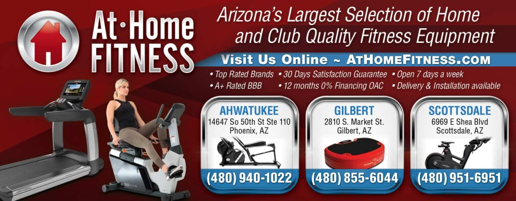 At Home Fitness Value Shopper Ad